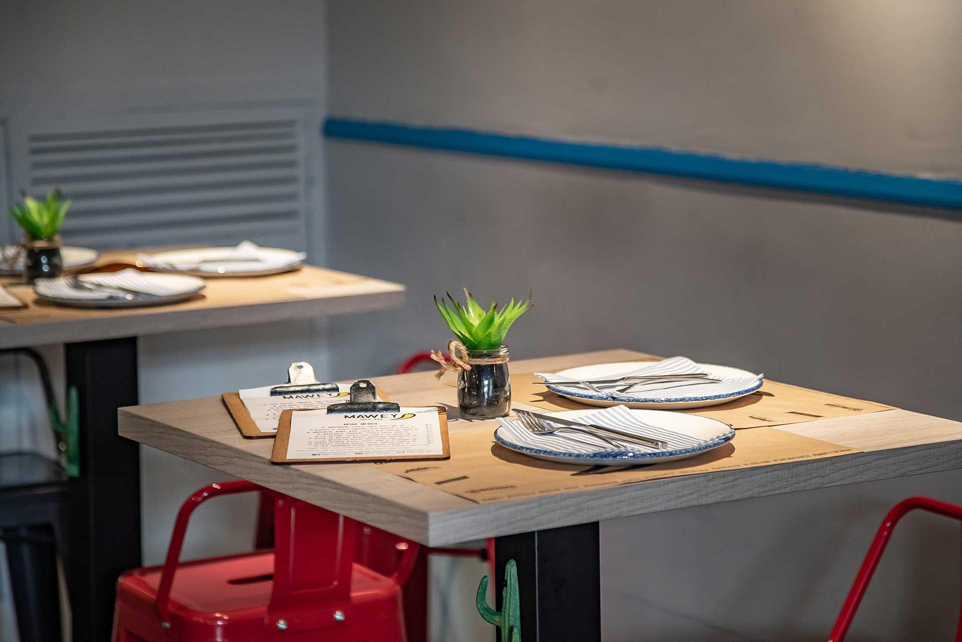 Restaurante de comida mexicana Chamberí